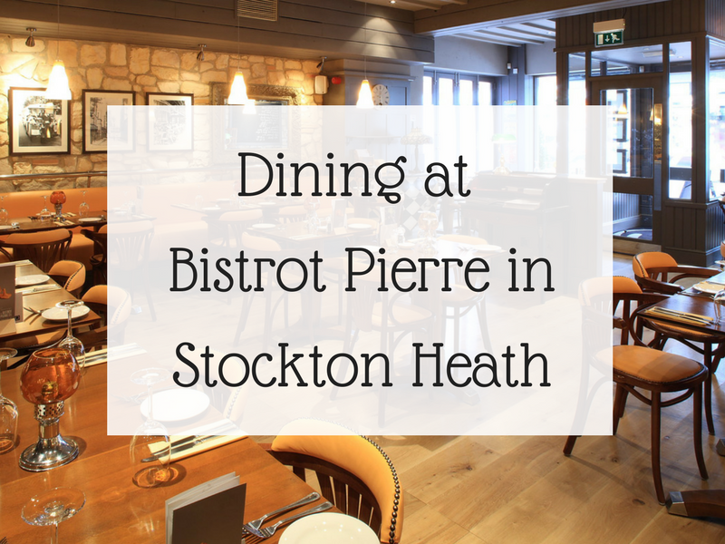 Review of Bistrot Pierre