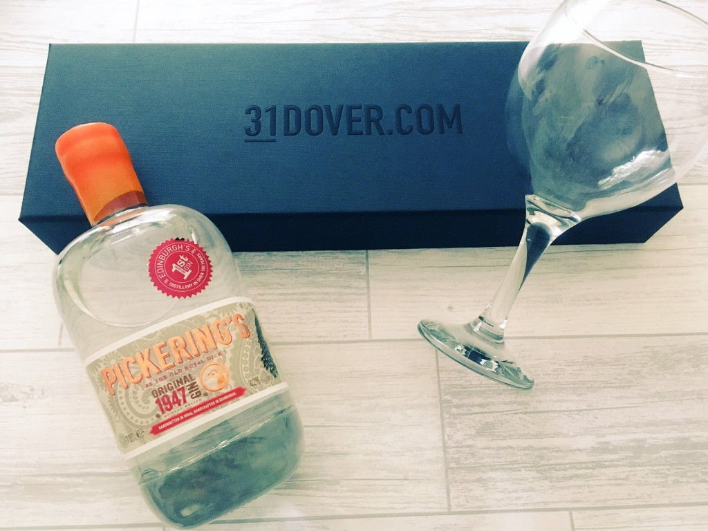 Pickerings Gin and 31 Dover