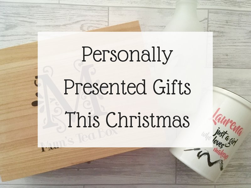Personally Presented Gifts