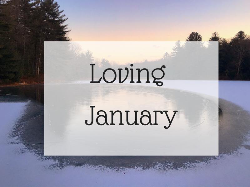 Loving January