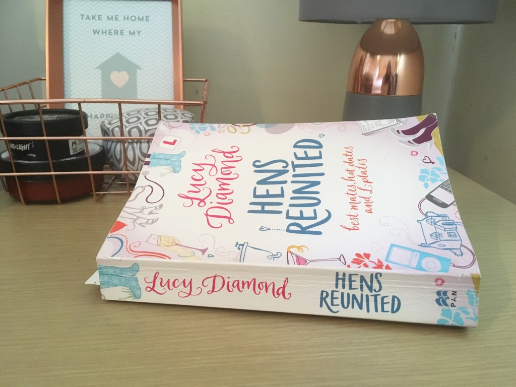 Lucy Diamond - Hens Reunited