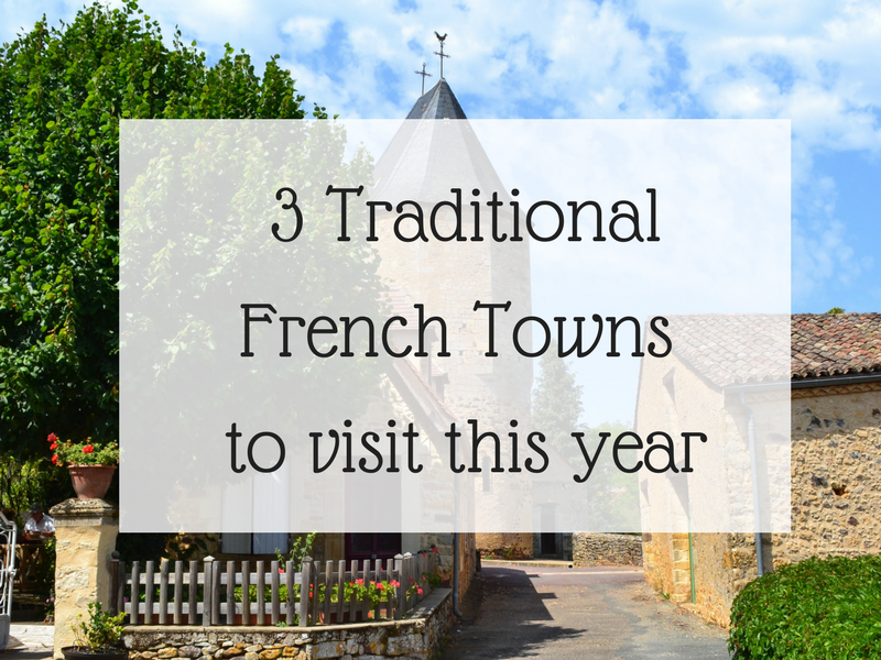 Traditional French Towns