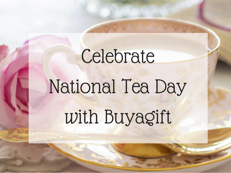 National Tea Day with Buyagift