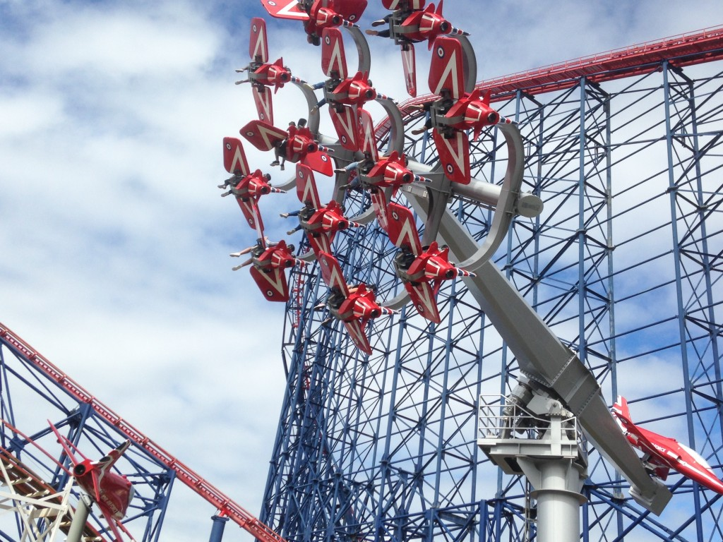 Blackpool Pleasure Beach - YouTube