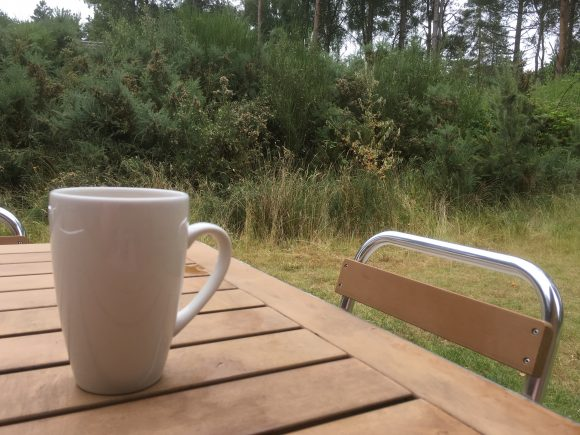 Coffee at Centerparcs