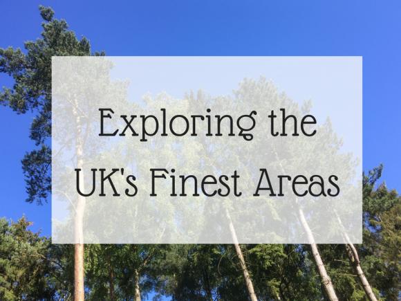 Exploring the UKs finest areas