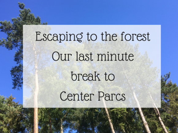 Escaping to the forest