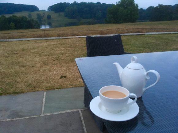 Pot of Tea - The Coniston Hotel