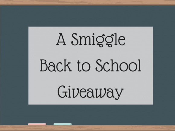 A Smiggle Giveaway