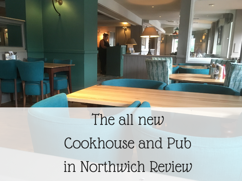 Cookhouse and Pub Northwich Reviews - Our first visit to ...