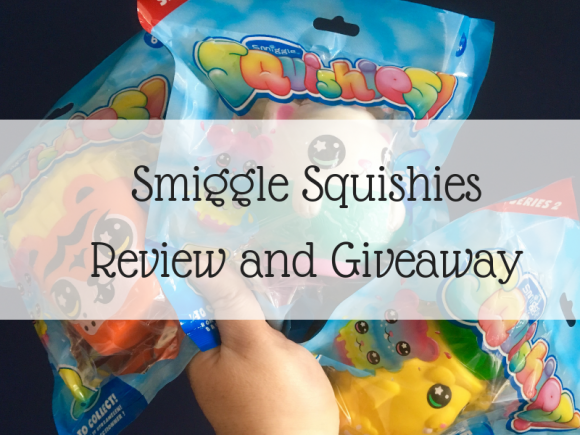 Smiggle Squishies - Review and Giveaway