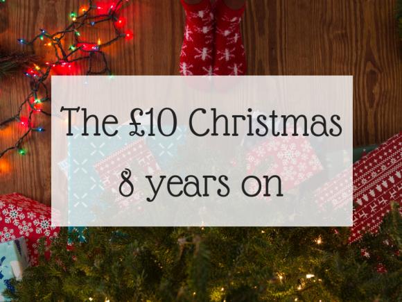 The £10 Christmas