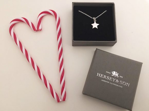 Hersey & Sons Silver Necklace