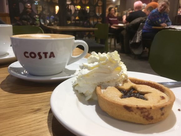 Costa Mince Pie