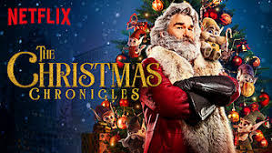 The Christmas Chronicles on Netflix