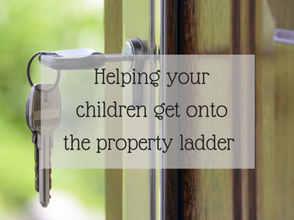 Getting onto the property ladder