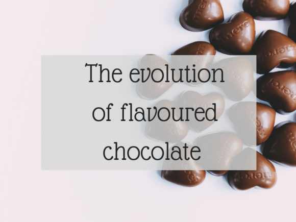 The Evolution of chocolate