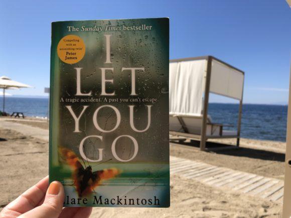 I Let You Go book - Clare Macintosh