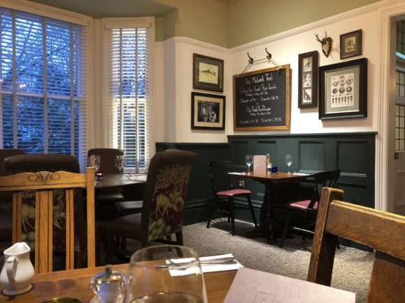 Inside The Stretton Fox