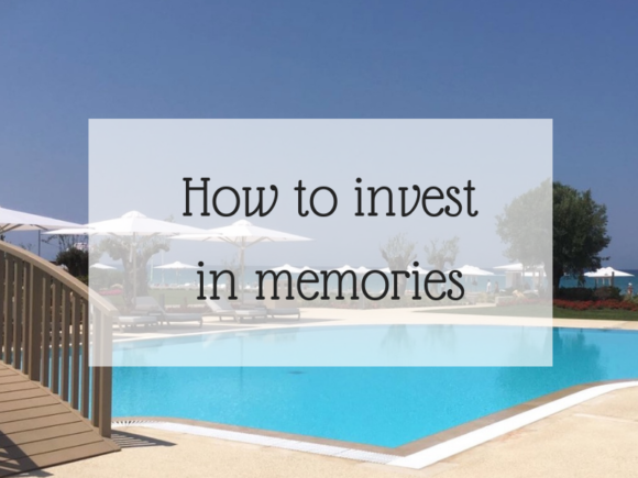 How to invest in memories