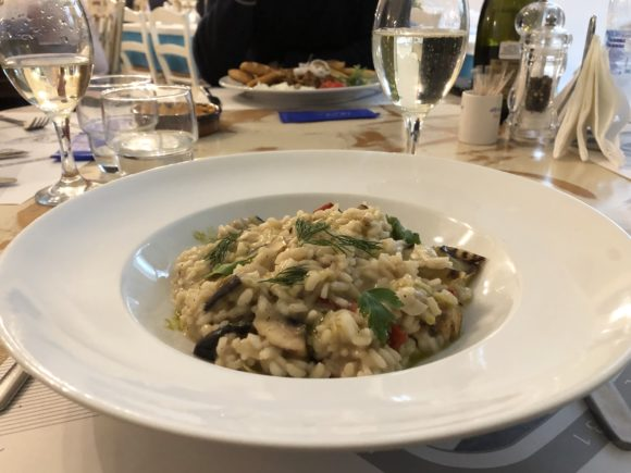 Dine out service - Ikos Olivia