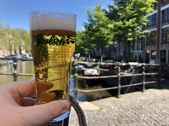 Beer in Amsterdam