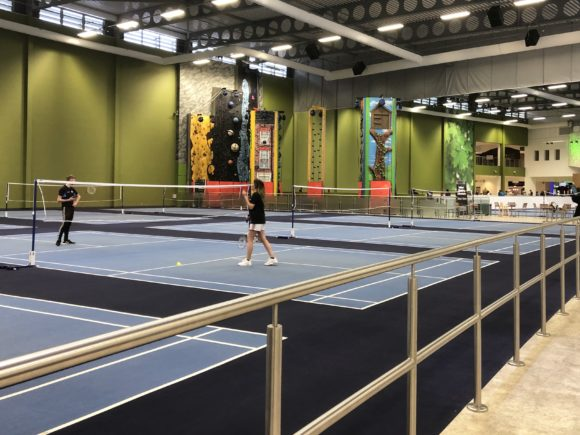 Sports Plaza at Center Parcs