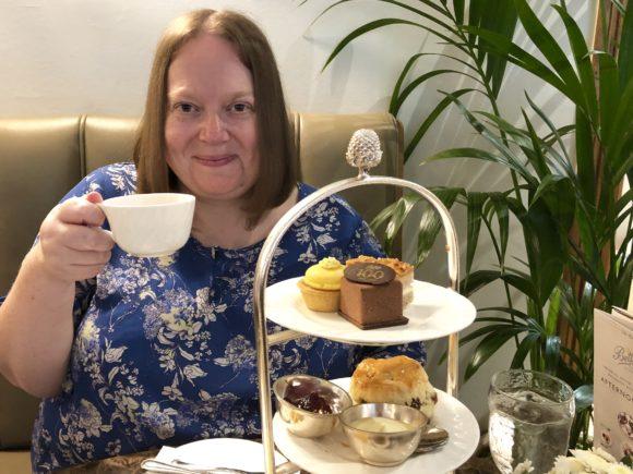 Afternoon Tea in Bettys Harrogate