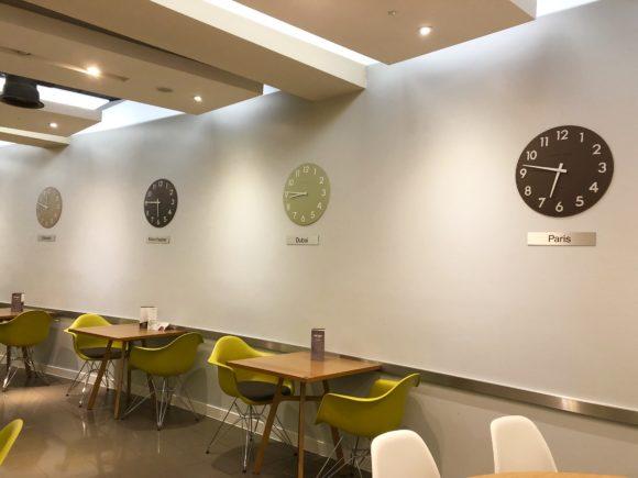 Escape Lounge T1 Manchester Airport