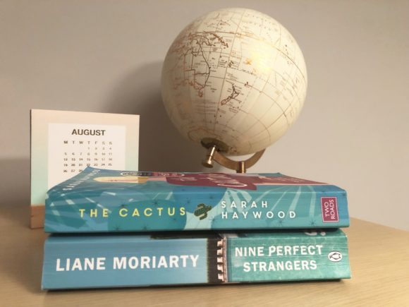 Books I read in August