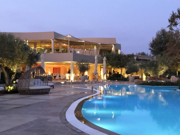 Our holiday at Sani Asterias
