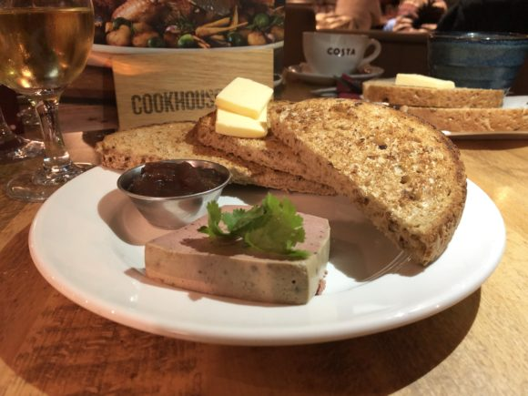 Festive Menu Cookhouse and Pub