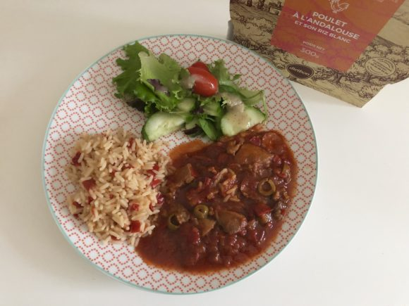 Dietbon Meals - Andalusian Chicken and Rice