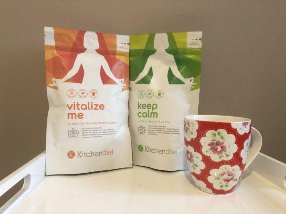 Detox Tea with Dietbon