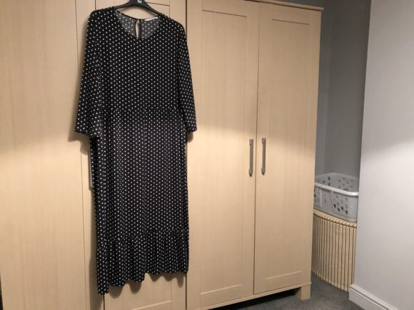 Sainsburys spotty dress